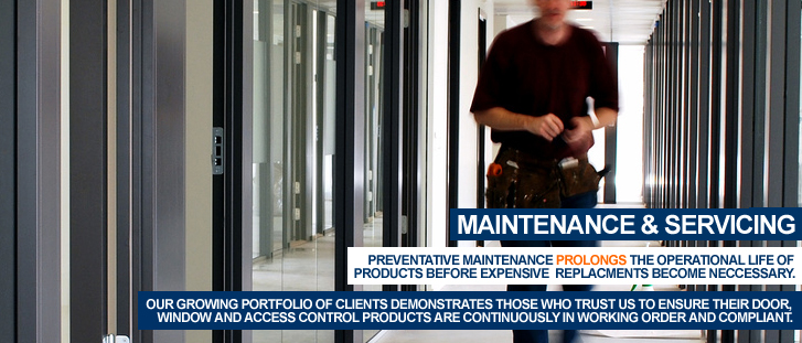Preventative maintenance programme overview